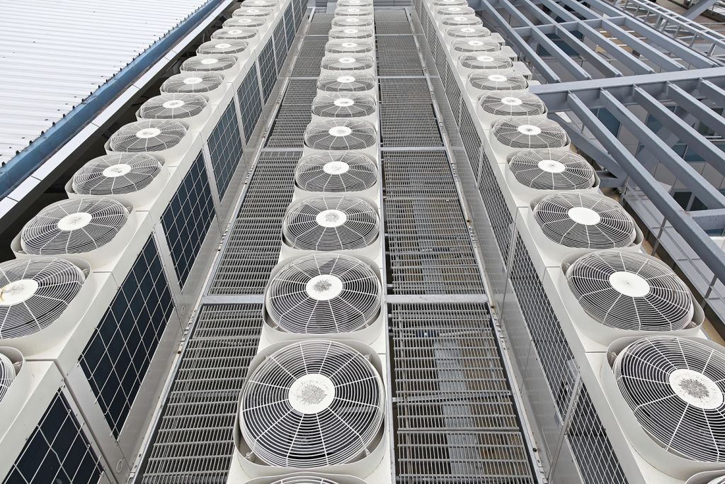 Office and Warehouse Air Conditioning
